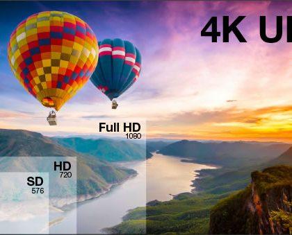 Televiziuni 4K România: Digi 4K a fost prima, dar ce ai disponibil acum?