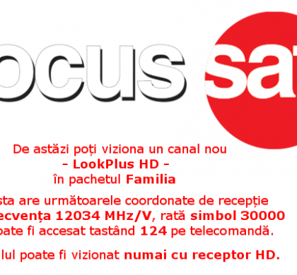 LookPlus HD – pachetul Familia