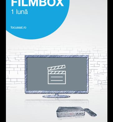 Ce contine pachetul Filmbox de la Focus Sat